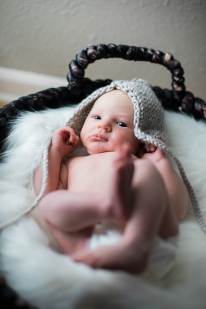 Kitsap County newborn photography session
